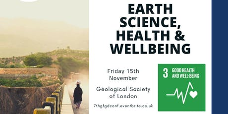 Earth Science, Health, and Wellbeing (GfGD 7th Annual Conference) tickets