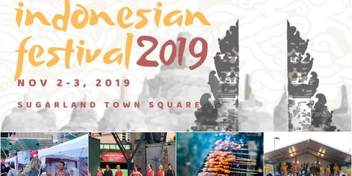 ANNUAL INDONESIAN FESTIVAL 2019