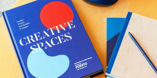 Poketo: Creative Spaces Book Signing + Talk