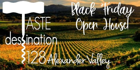 Taste Destination 128 Black Friday Open House tickets