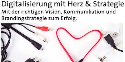 Digitalisierung mit Herz & Strategie.