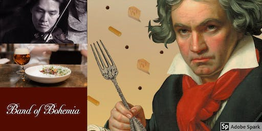 In The Realm Of Senses presents: Beethoven 250 Part I: Band of Bohemia