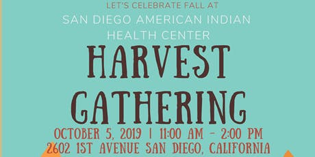 2nd Annual Harvest Gathering tickets