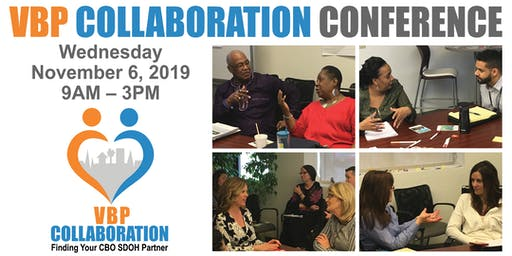 VBP Collaboration: Finding Your CBO SDOH Partner