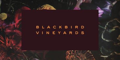 Blackbird Vineyards Wine Dinner tickets