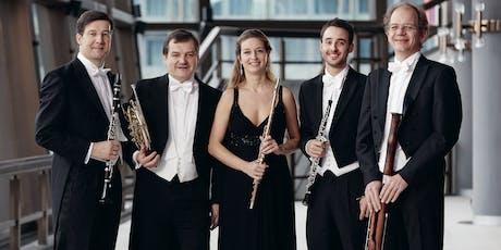 German Embassy Washington & Goethe PopUpKC - Gewandhaus Woodwind Orchestra tickets