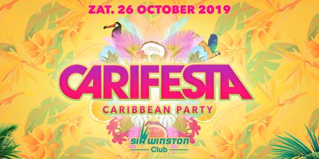 Carifesta Caribbean Party tickets