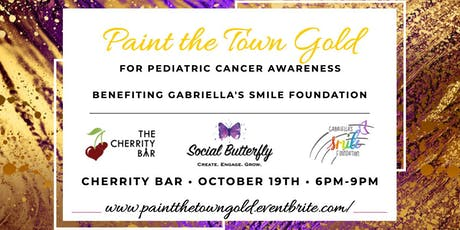 Paint the Town GOLD tickets