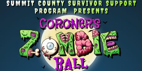 Coroner's Zombie Ball and Cemetery Tour tickets