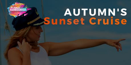 Autumn's Sunset Cruise on Pioneer Cruises tickets