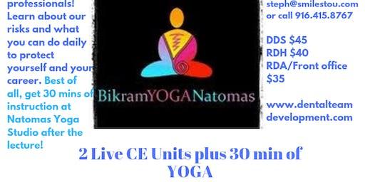 Ergonomics and Yoga