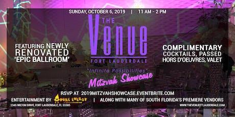 2019 Mitzvah Showcase @ The Venue Fort Laudedale tickets