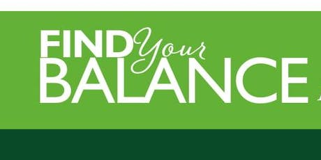 Find Your Balance tickets