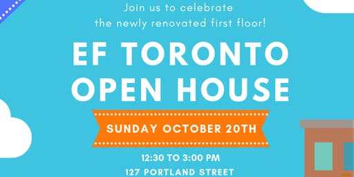 EF Toronto Open House