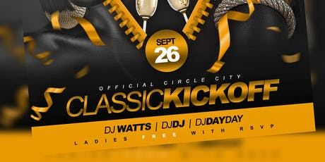 The Official Circle City Classic Weekend Kickoff tickets