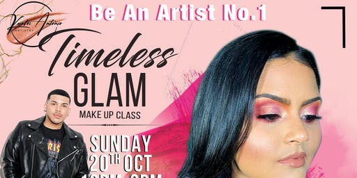 Be An Artist No. 1: Believable Glam