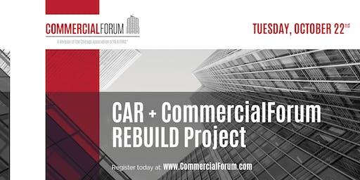 CAR + CommercialForum REBUILD Project