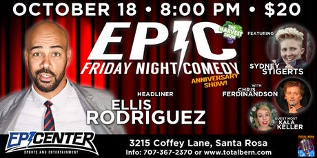 Epic Friday Night Comedy tickets