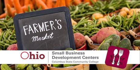 How to Run a Profitable Farmer's Market Booth tickets
