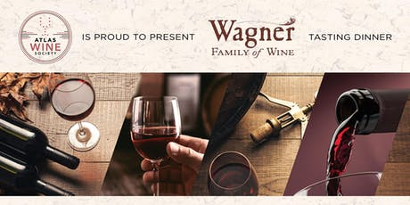 Atlas Steak + Fish - Wine Society Dinner with Caymus & Wagner Family Wines tickets