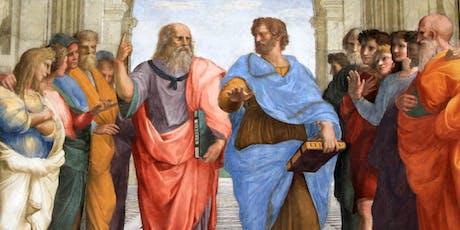 Platón y Aristóteles: la música y la gimnástica en la educación. tickets