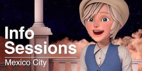 Info Sessions Vancouver Film School boletos