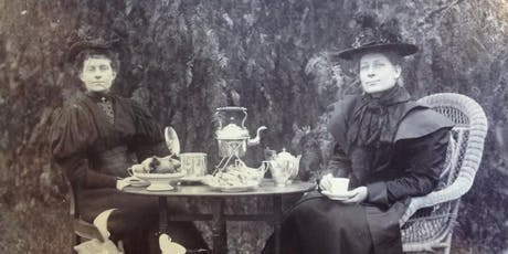 Victorian Mourning Tea tickets