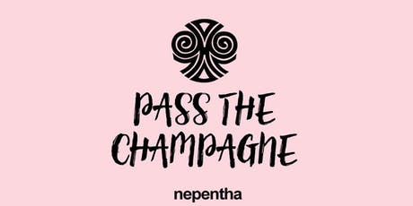 """NEPENTHA CLUB Duomo Milano - """"Pass the Champagne"""" tickets"""