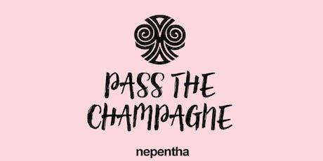 "NEPENTHA CLUB Duomo Milano - ""Pass the Champagne"" biglietti"