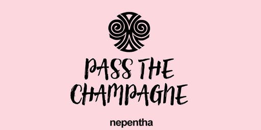 "NEPENTHA CLUB Duomo Milano - ""Pass the Champagne"""
