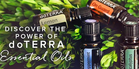 Free Intro to Essential Oils Make & Take Workshop tickets