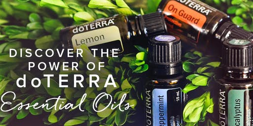 Free Intro to Essential Oils Make & Take Workshop