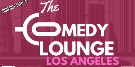 The Comedy Lounge: Los Angeles tickets