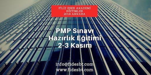 PMP Sınavı Hazırlık Eğitimi - Ankara