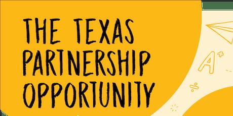 Texas Partnerships Opportunity: Educator Community Gathering tickets