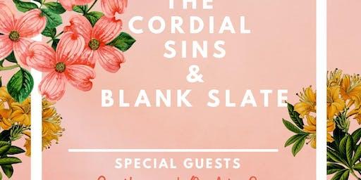 The Cordial Sins / Blank Slate / Souther / Quality Cinema