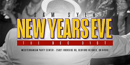 Sam Sylk & TBG New Years Eve Party 2020