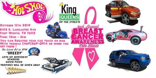 2nd Annual Breast Cancer Car Show