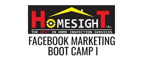Facebook Marketing Boot camp I- FOR REALTORS!