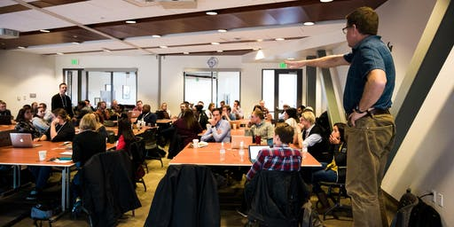 Gibson Biddle's NYC Product Strategy Workshop, Hosted by Pendo