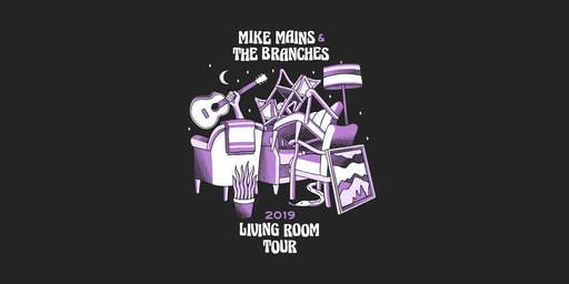 Mike Mains & The Branches Living Room Tour - Drumright, OK