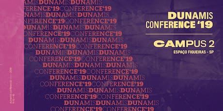 Dunamis Conference 2019 - Campus 2 ingressos