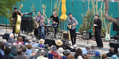Out to Lunch Concert Series: Notes from Neptune - Classic Rock, Motown & So tickets