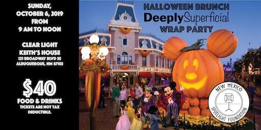 Halloween Brunch for Deeply Superficial