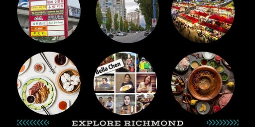 Explore Richmond for Chinese Food, Culture and Language