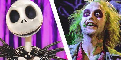 8th Annual Tim Burton Film Fest!