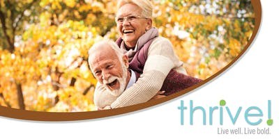 2019 Fall THRIVE! 55+ Active Expo