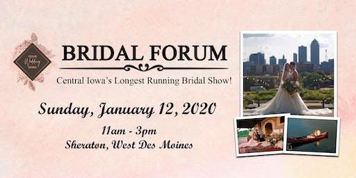 Bridal Forum