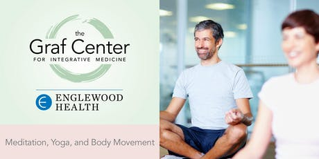 Meditation and Gentle Yoga for Stress and Pain Management tickets