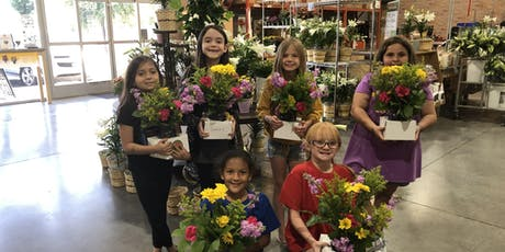 Girl Scouts Flower Badge Workshop tickets